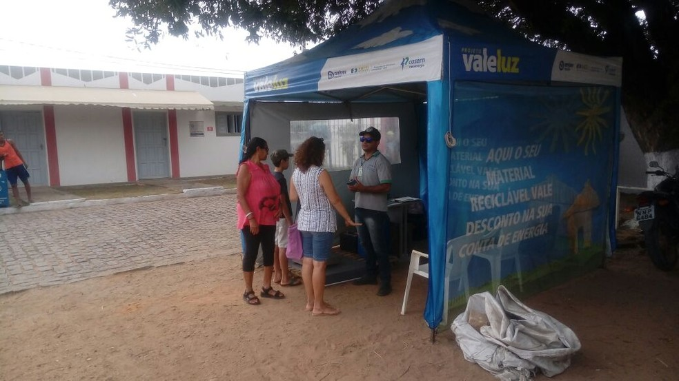 Projeto Vale Luz Cosern chega a Parnamirim neste sábado (5) — Foto: Cosern/Divulgação