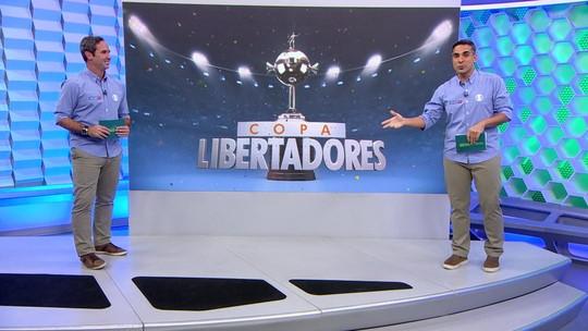 Segue o Jogo traz os melhores momentos em noite de classificação pela Libertadores