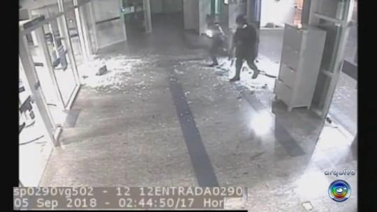 Justiça Federal começa a ouvir testemunhas do assalto a banco em Bauru que assustou moradores