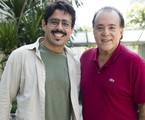 Lucas Domso e Tony Ramos | TV  Globo/João Miguel Júnior
