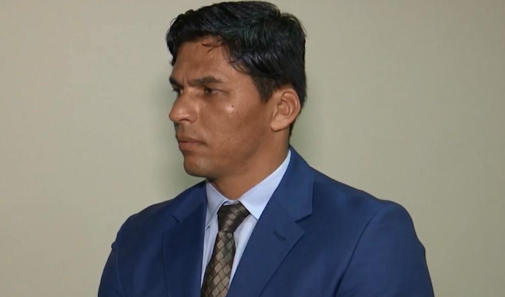 No Acre, delegado do Distrito Federal que investiga o caso diz que ouviu ao menos oito pessoas no estado — Foto: Reprodução/Rede Amazônica Acre