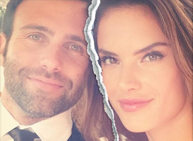 Alessandra Ambrosio e Jamie Mazur ficaram juntos por dez anos (Foto: Reprodução/Instagram)