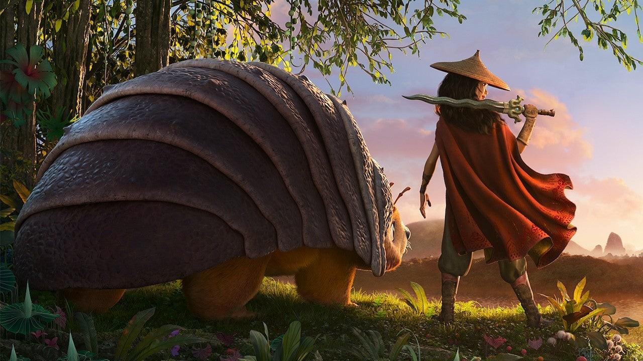 Raya e o Último Dragão': nova animação da Disney ganha trailer; veja - Quem | Séries e filmes