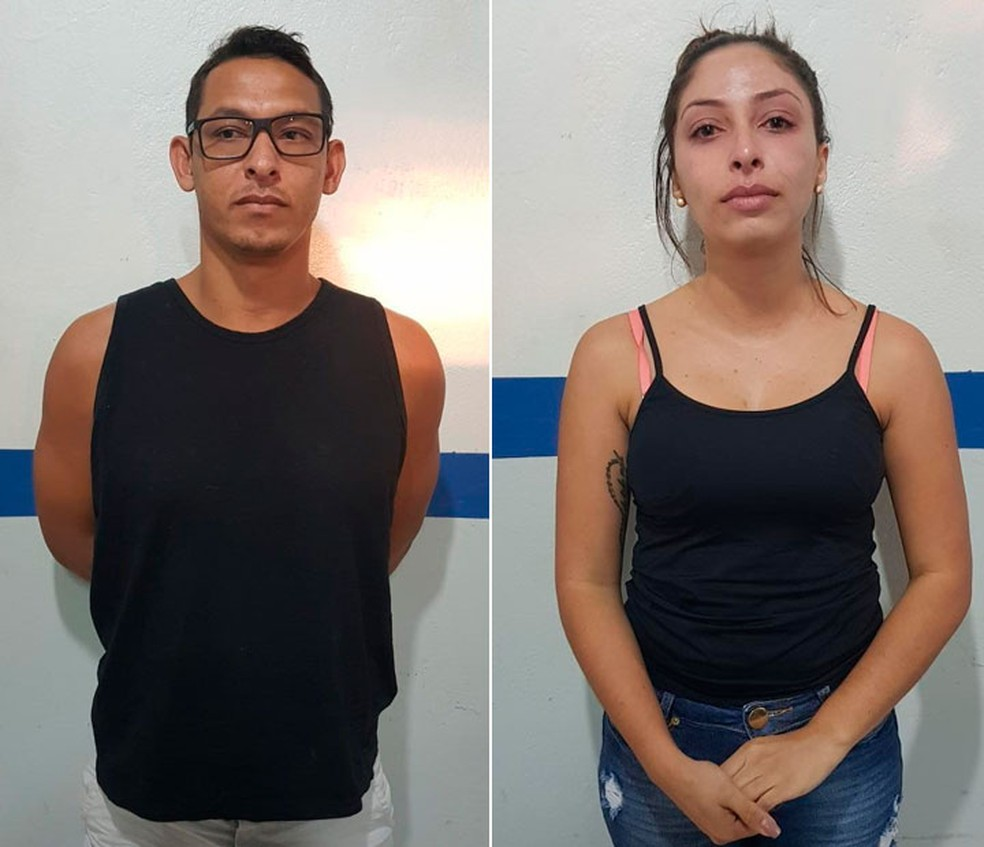 Suspeito de liderar facção e de envolvimento em 150 homicídios em 5 anos na BA é preso com esposa (Foto: Divulgação/SSP-BA)