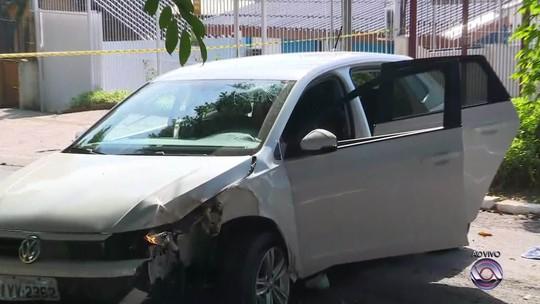 Duas pessoas morrem baleadas durante discussão dentro de um carro em Canoas
