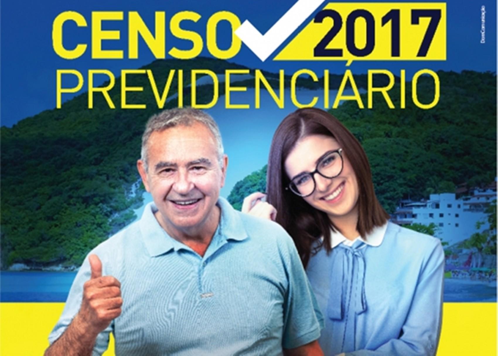 Prefeitura realiza censo previdenciário