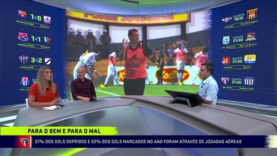 """Espião Estatístico: como chega o São Paulo para o """"jogo do ano""""? Veja números do Tricolor em 2019"""