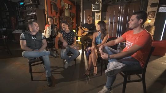 Dupla Ricardo e João Fernando lança clipe exclusivo no Mais Caminhos