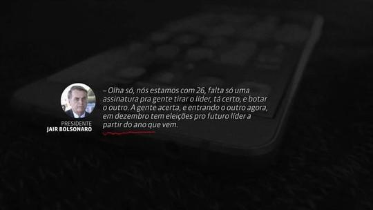 Revistas divulgam áudio que seria de Bolsonaro
