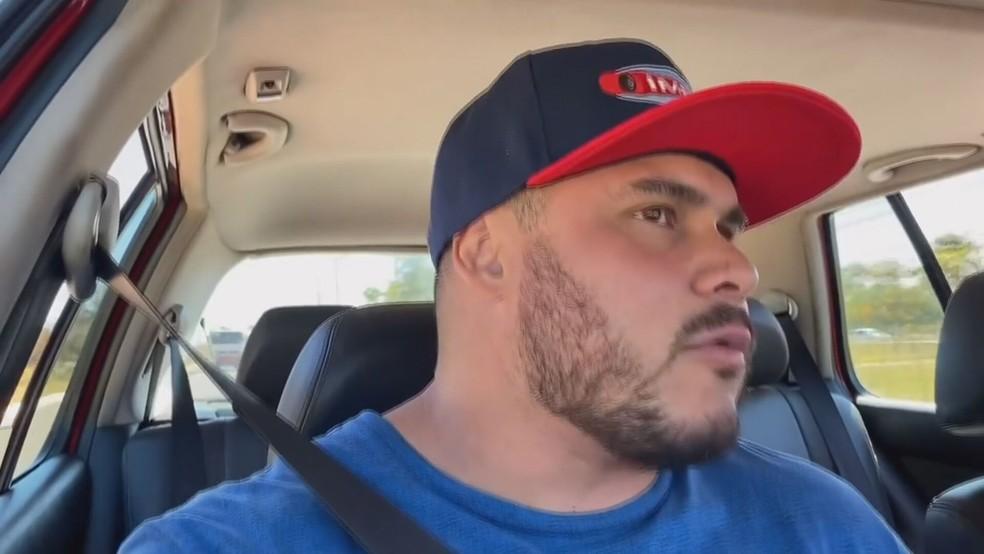 Yotuber dono do canal do Rodrigão — Foto: Youtube/Reprodução