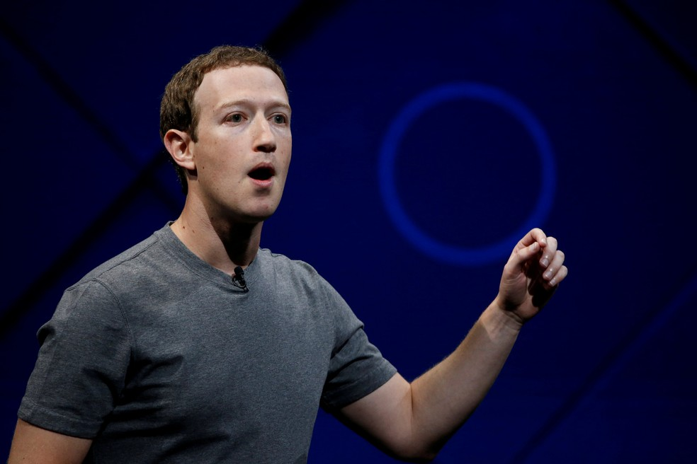 O presidente do Facebook disse nunca ter defendido que os fins justificam os meios  (Foto: Stephen Lam/Reuters)