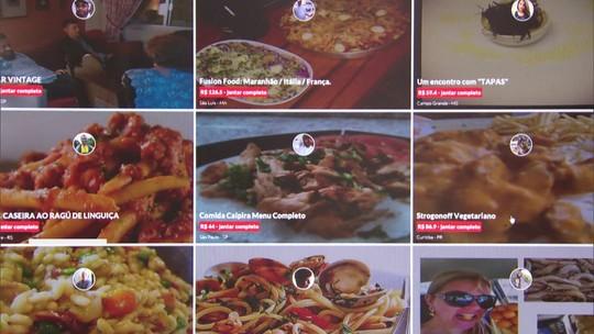 Conheça o aplicativo que te leva para jantar na casa de um desconhecido