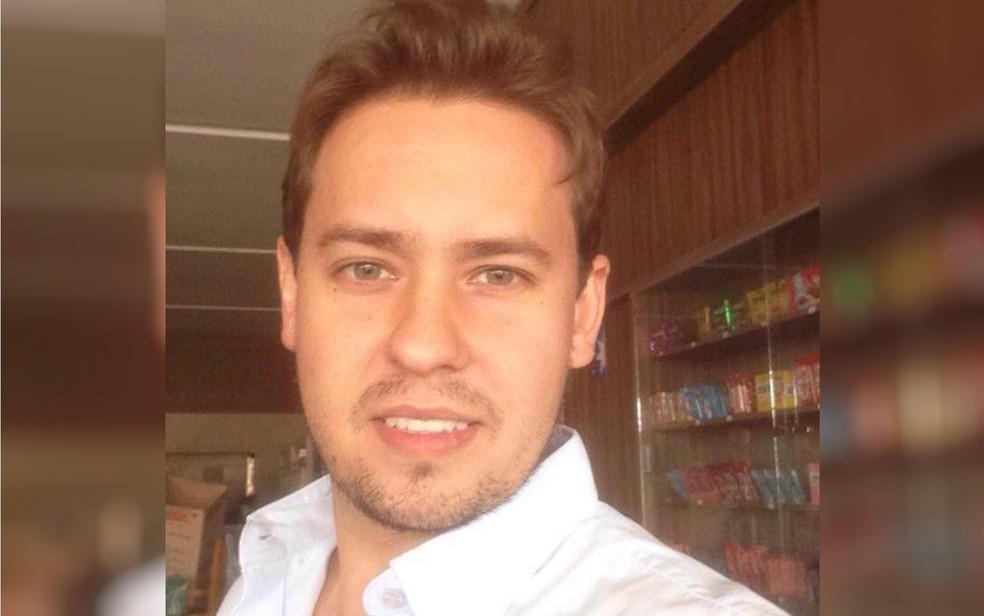 Empresário Christiano Mamedio Silva é denunciado por dirigir bêbado e causar acidente que matou dois em Anápolis — Foto: Reprodução/Facebook