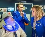 Miguel Falabella e Arlete Salles em 'Brasil a bordo' | Artur Meninea/Gshow