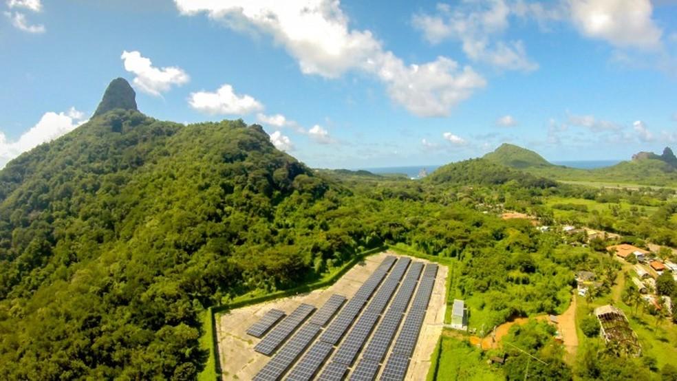 A energia solar deve ser melhor aproveitada  — Foto: Zaira Matheus/Divulgação