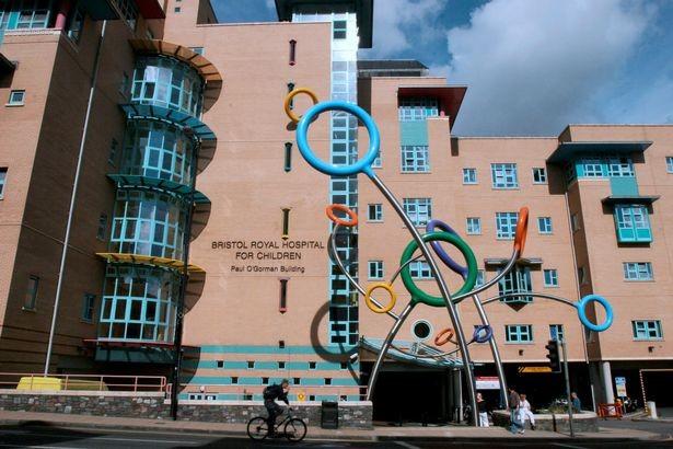 O hospital onde o menino foi operado (Foto: Divulgação)