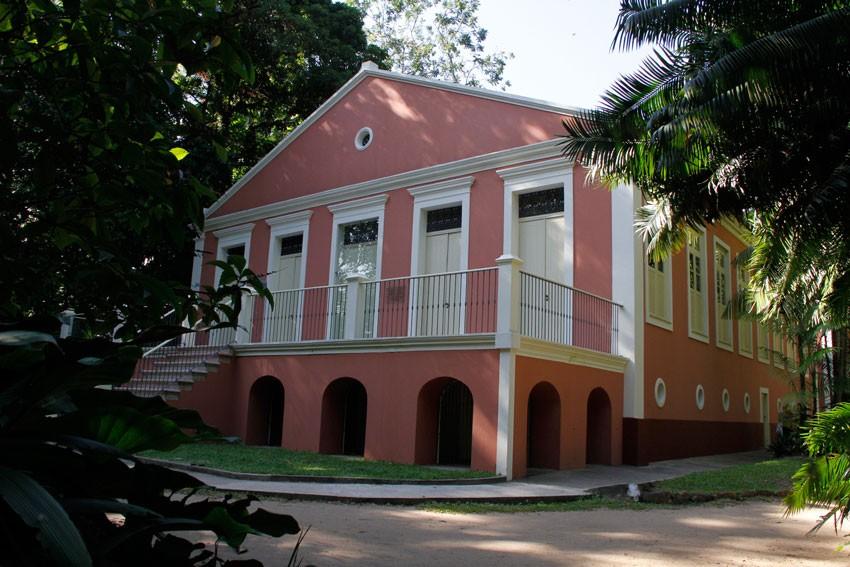 Museu paraense Emílio Goeldi (Foto: Divulgação)