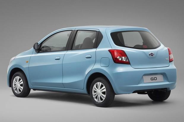 Datsun GO ressurge como marca de carros de baixo custo (Foto: Divulgação)