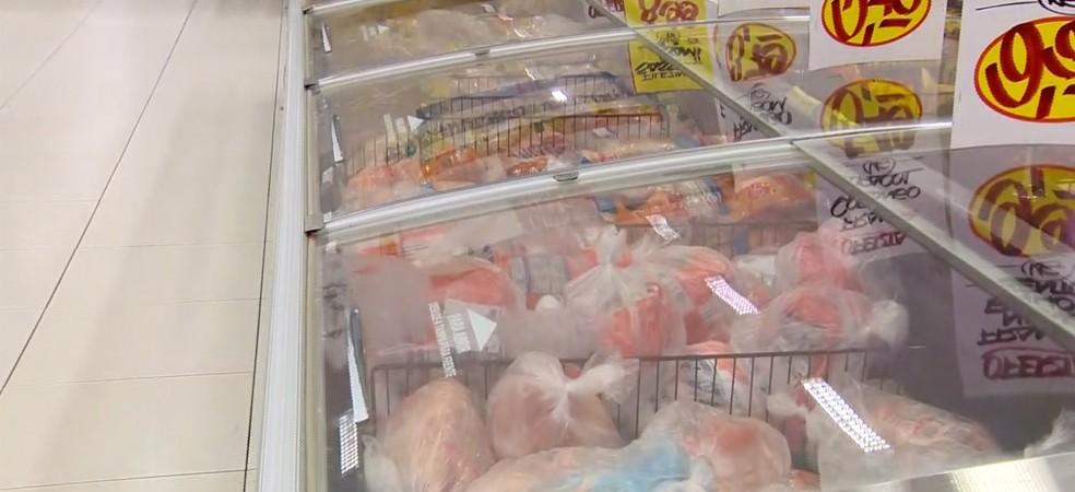 Preço do frango sobe em Mato Grosso (Foto: Reprodução/TV Fronteira)