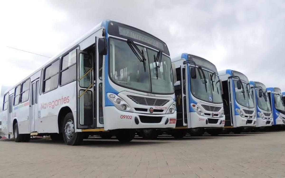 Frota de 37 linhas de ônibus de João Pessoa são reforçadas para o Enem