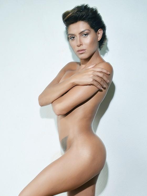 Marcella Maia fez a cirurgia de redesignação sexual em uma clínica na Tailândia (Foto: Ge Veloso)