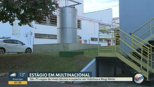 Empresa de energia abre 74 vagas para programa de estágio em Valinhos e Mogi Mirim