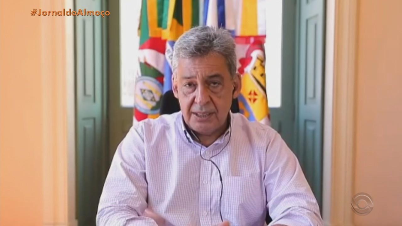 Prefeito de Porto Alegre diz que não concorda com a suspensão do sistema de cogestão