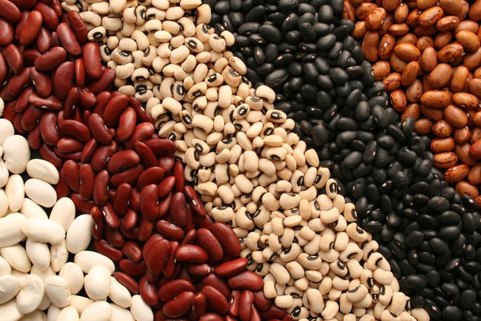 Feijão é rico em cálcio e em proteínas vegetais, elementos fundamentais para uma boa saúde óssea — Foto: iStock Getty Images