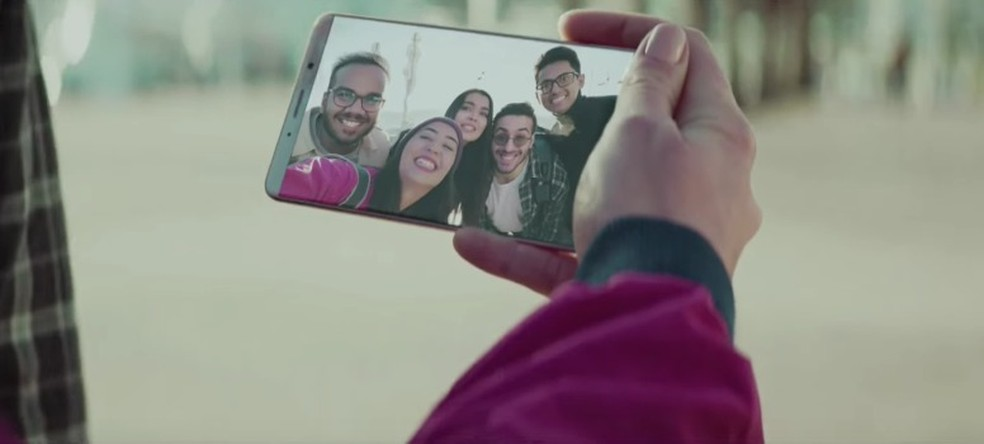 Huawei P20 Pro bateu iPhone XS Max e iPhone X — Foto: Reprodução/Huawei