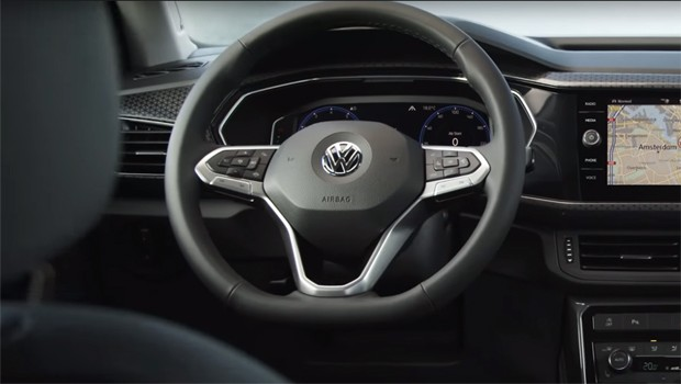 Volkswagen T-Cross (Foto: divulgação)