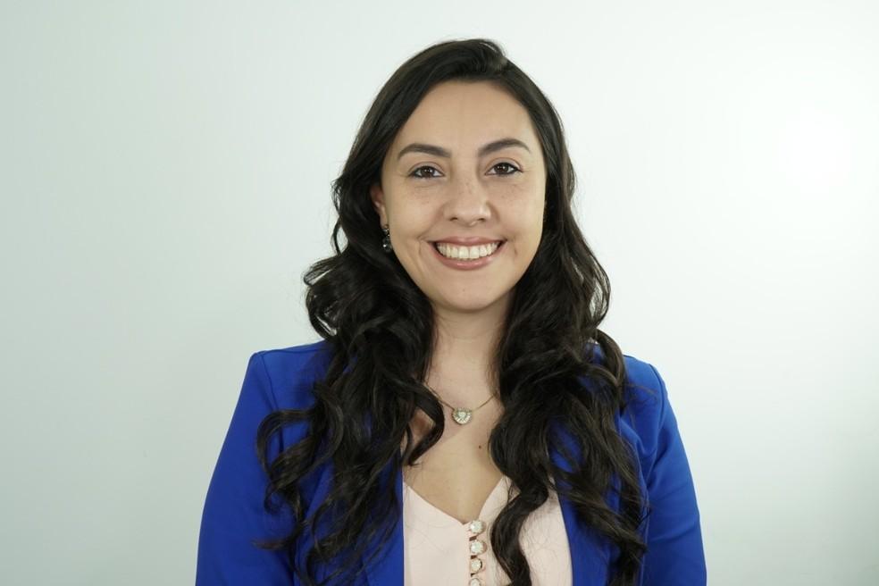 Priscila Gambale é eleita à prefeitura de Ferraz de Vasconcelos pelo PSD — Foto: PSD/ Divulgação