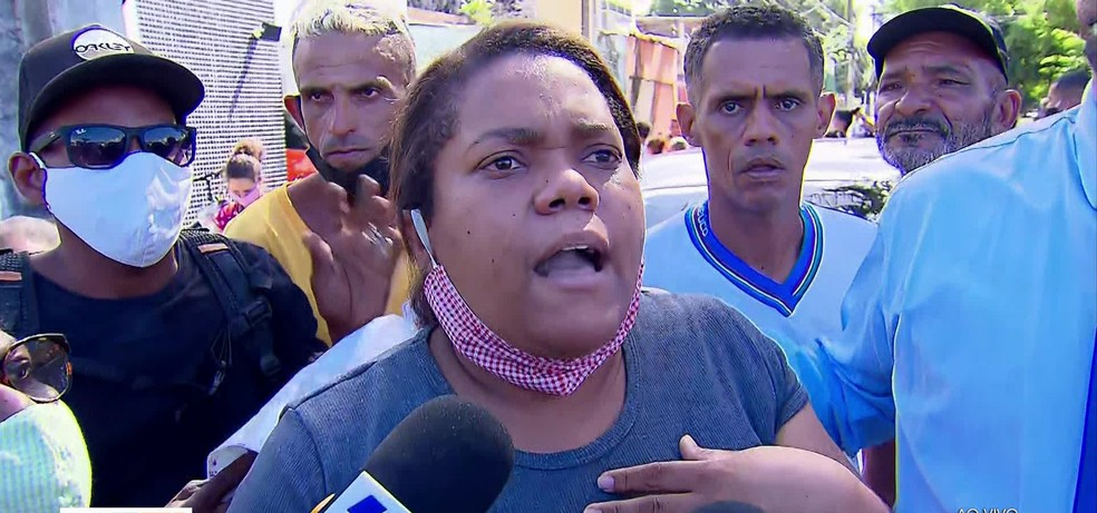 Mirtes Renata é a mãe de Miguel — Foto: Reprodução/TV Globo