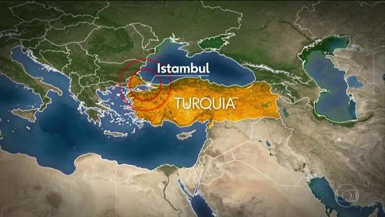 Dois terremotos atingem países da Europa e Ásia
