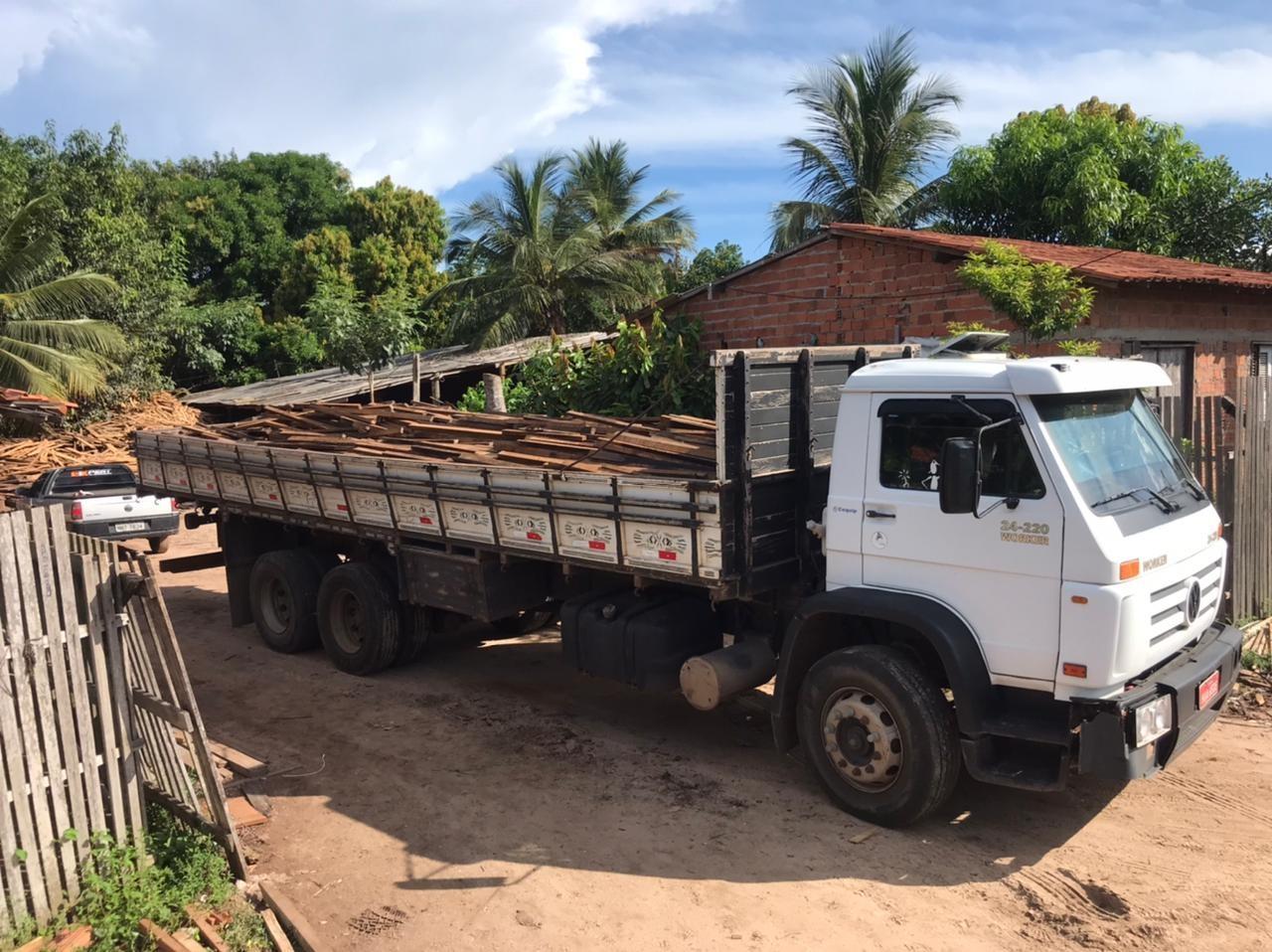 Movelaria clandestina é interditada na Grande São Luís