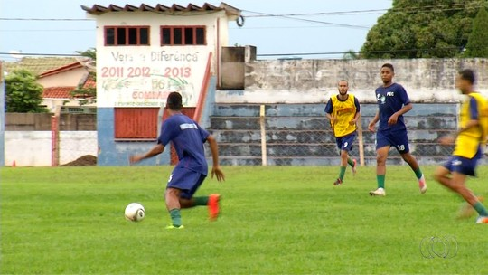 Paraíso busca quebrar o tabu de 23 anos sem título no Campeonato Tocantinense