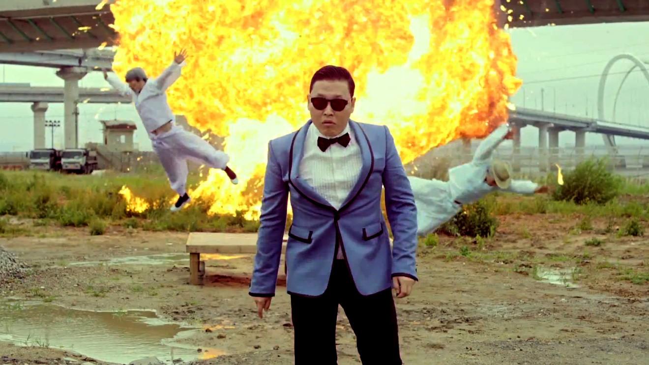 'Gangnam Style': o clipe passou de 3 bilhões de visualizações (Foto: Reprodução/YouTube)