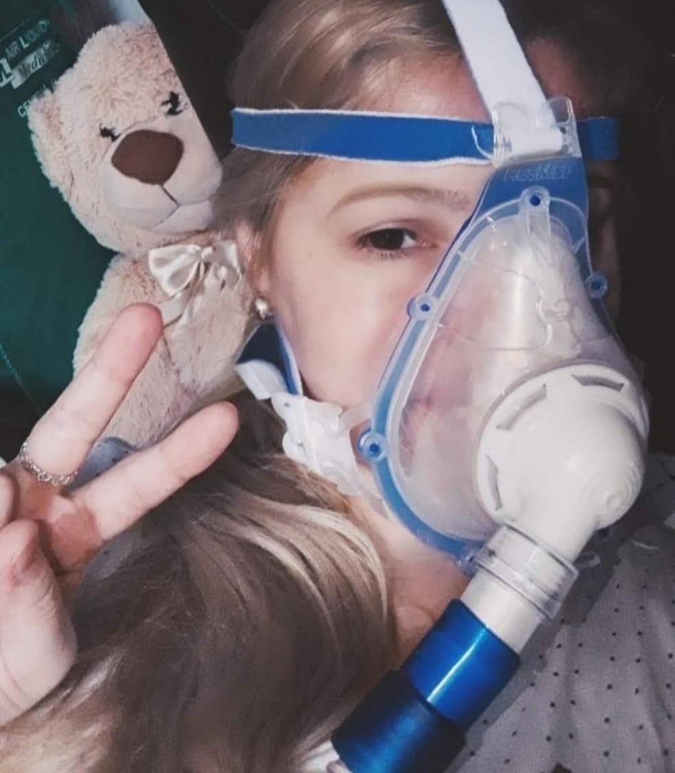 Enfermeira aposentada com mais de 10 doenças autoimunes pede ajuda nas redes — Foto: Arquivo Pessoal