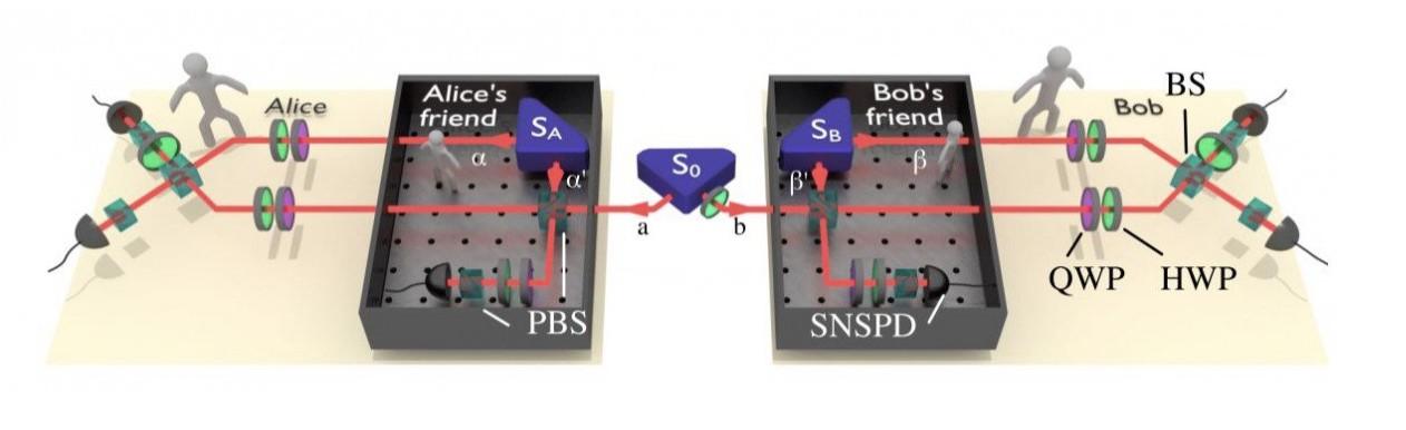 Representação de modelo usado no experimento (Foto: Reprodução)