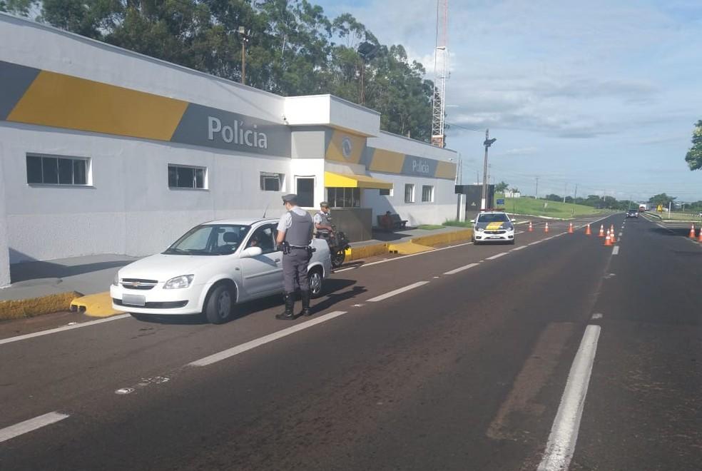 Fiscalização abrangeu mais de 1.500 km de estradas — Foto: Cedida/Polícia Militar Rodoviária