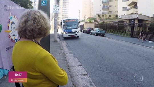 Preconceito contra idosos é comum no transporte público