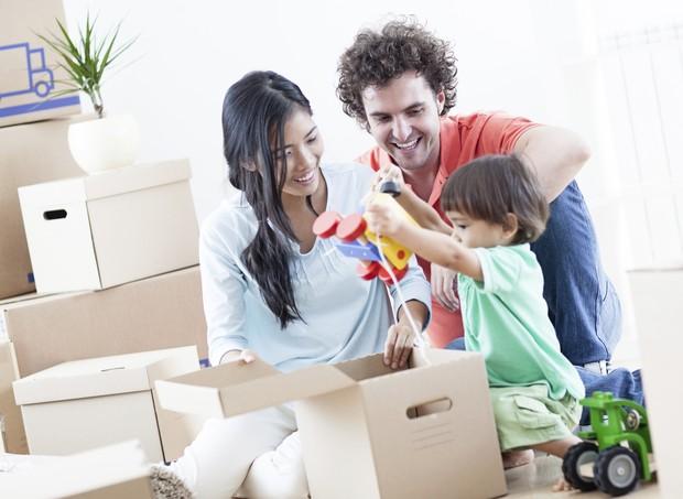 casa; caixas; mudança (Foto: Thinkstock)