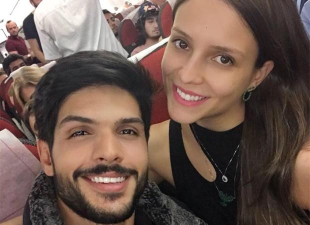 Lucas Fernandes e Ana Lúcia Vilela (Foto: Reprodução/Instagram)