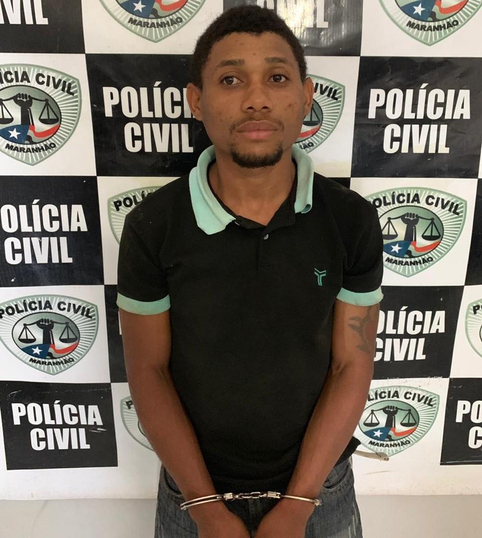 Valber Bezerra confessou na manhã desta quarta-feira (30) que foi o responsável pelo assassinato de Ildivan. — Foto: Divulgação/Polícia