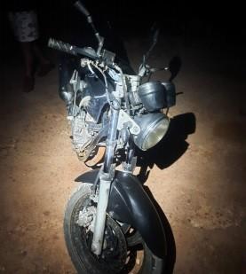 Motociclista inabilitado morre em acidente na LMG-623, em Ninheira