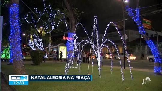 Natal Alegria na Praça