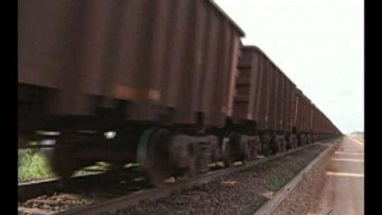 Transporte de cargas e passageiros é suspenso em estrada de ferro do PA