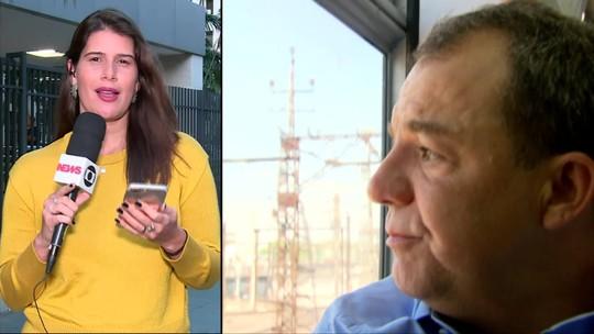 Cabral diz que Pezão e ex-secretário de obras recebiam propinas de empreiteiras