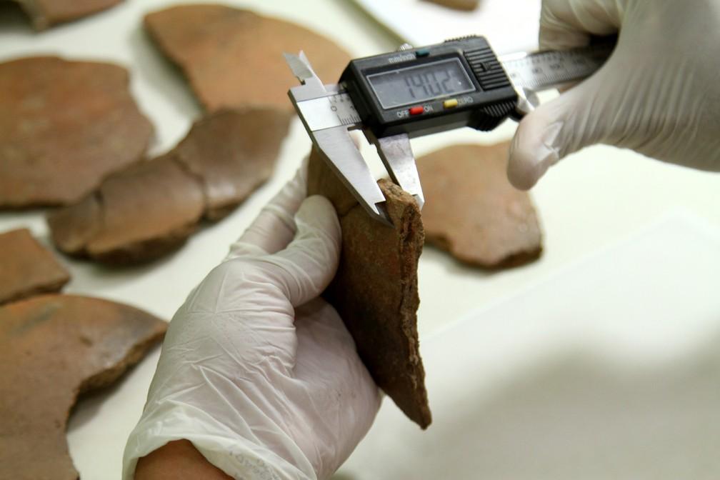 Patrimônio arqueológico revela ocupações humanas na região de Porto Velho de 10 mil anos atrás. — Foto:  Cléris Muniz/Agência Imagem News