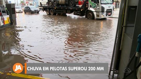 Confira a situação das estradas no interior de Pelotas