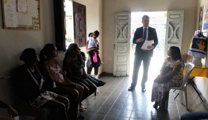 MP-AL flagra irregularidades na rede pública de saúde de Atalaia - Notícias - Plantão Diário